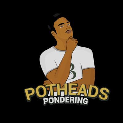 Potheads Pondering LOGO (AI)